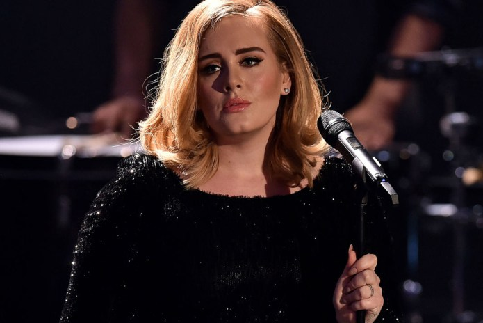 Adele Continues to Dominate on All Your Favorite Artists