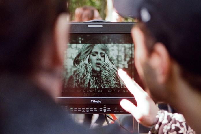 "Adele's ""Hello"" Gets an Amazing Movie Mashup"