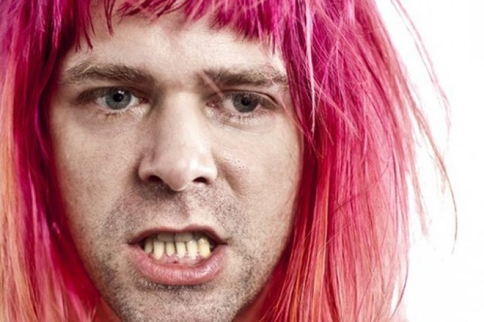 Ariel Pink Performs with Massive Choir for Festival Set