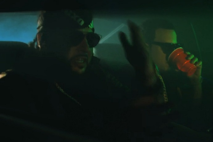 Belly featuring French Montana - Dealer Plated