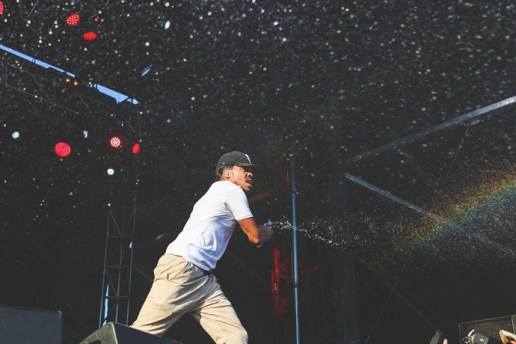 """Chance the Rapper Says 'Chiraq' Receives """"Zero Love"""" from Chicago"""