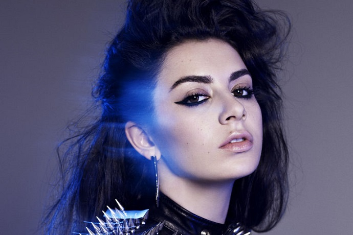 "Charli XCX Joins Mr. Oizo for ""Hand In The Fire"""