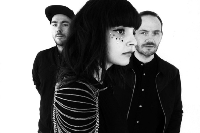 CHVRCHES Turn James Corden's Show Into a Dance Party