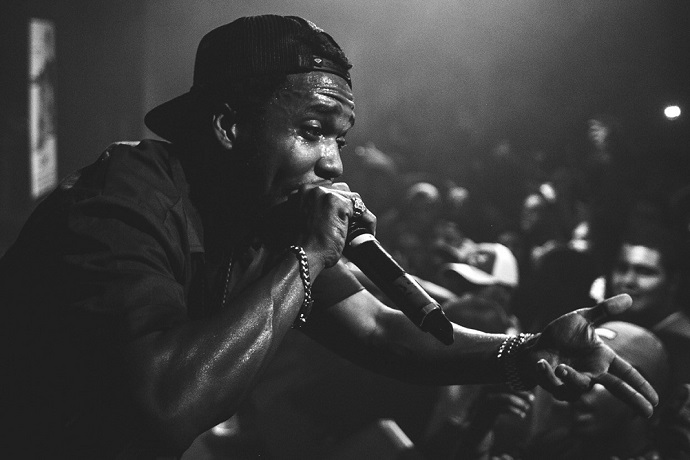 """Curren$y Unites with Future for 'Canal St. Confidential' Intro """"Drive By"""""""