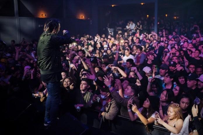 CXSHXNLY & HYPETRAK Present Keith Ape Concert Recap