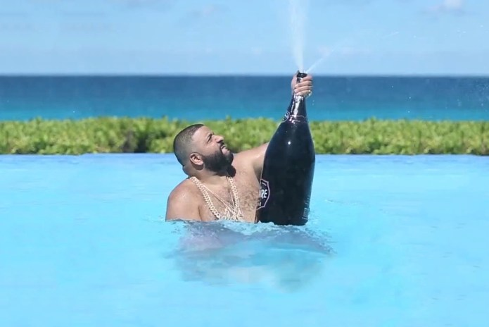 DJ Khaled Was Lost at Sea