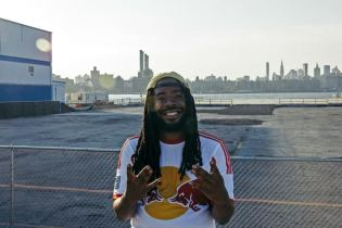 """D.R.A.M. Celebrates the Season with """"#1HappyHoliday"""""""