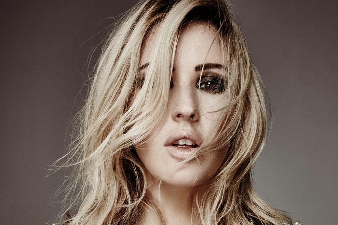 """Ellie Goulding Covers a Holiday Classic on """"O Holy Night"""""""