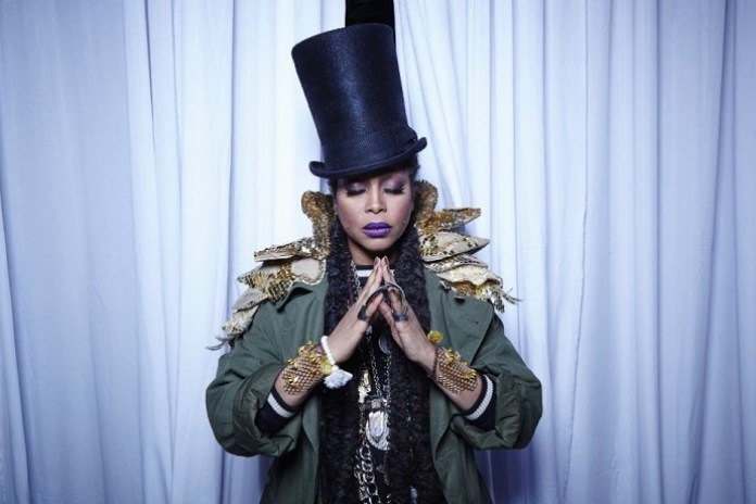 Erykah Badu Debuts New Music Live & Performs Classics for NYC Event
