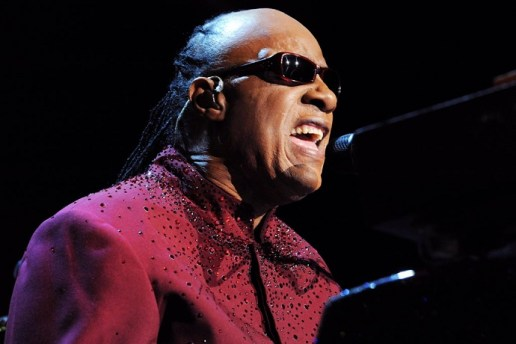 Even Stevie Wonder Is Down to Dab