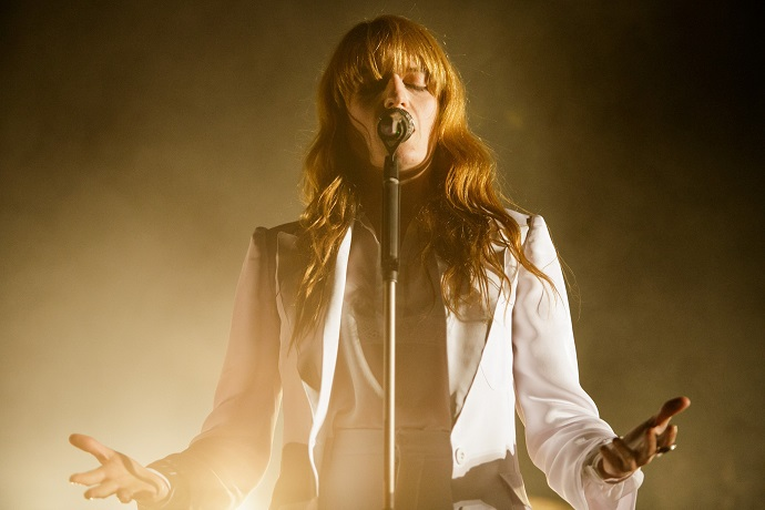 Florence + the Machine Covered Eagles of Death Metal