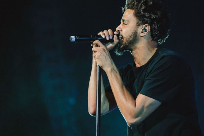 "J. Cole's ""Homecoming Concert"" to Air on HBO"
