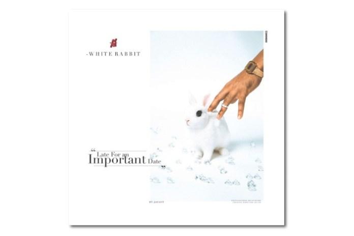 Stream Jay Ant's 'White Rabbit' EP