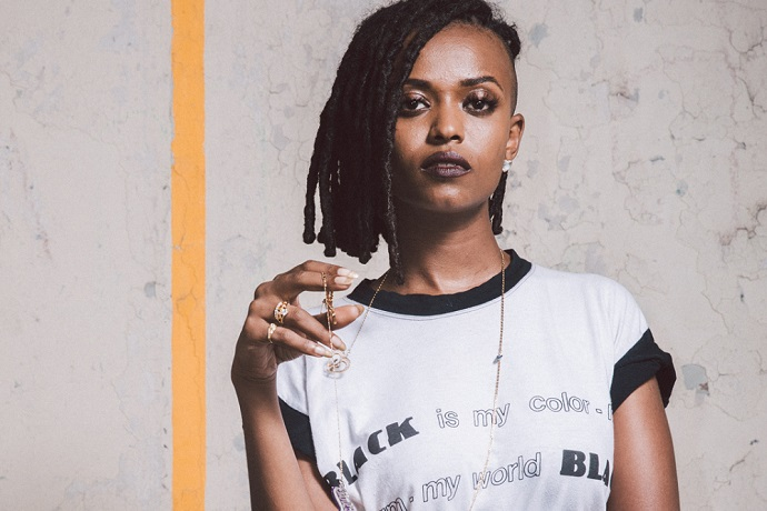 """Kahn Gives Kelela's """"All The Way Down"""" a Smooth, Vibrant Grime Makeover"""
