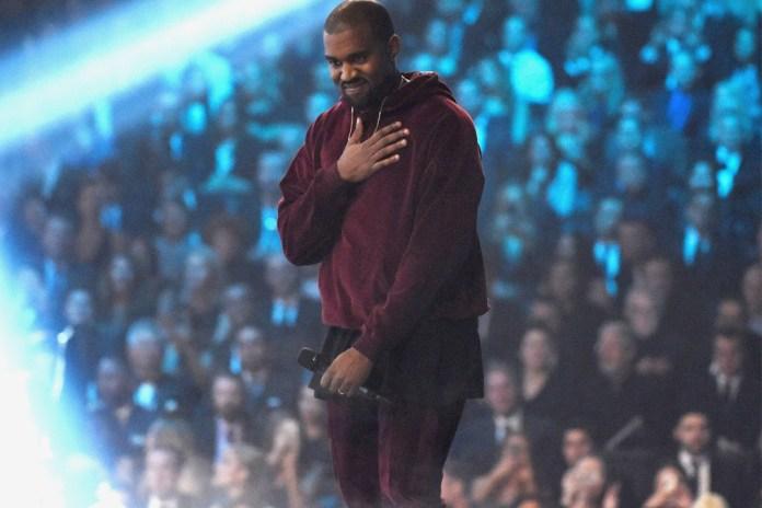 """Kanye West Won the """"Shoe of the Year"""" Award"""