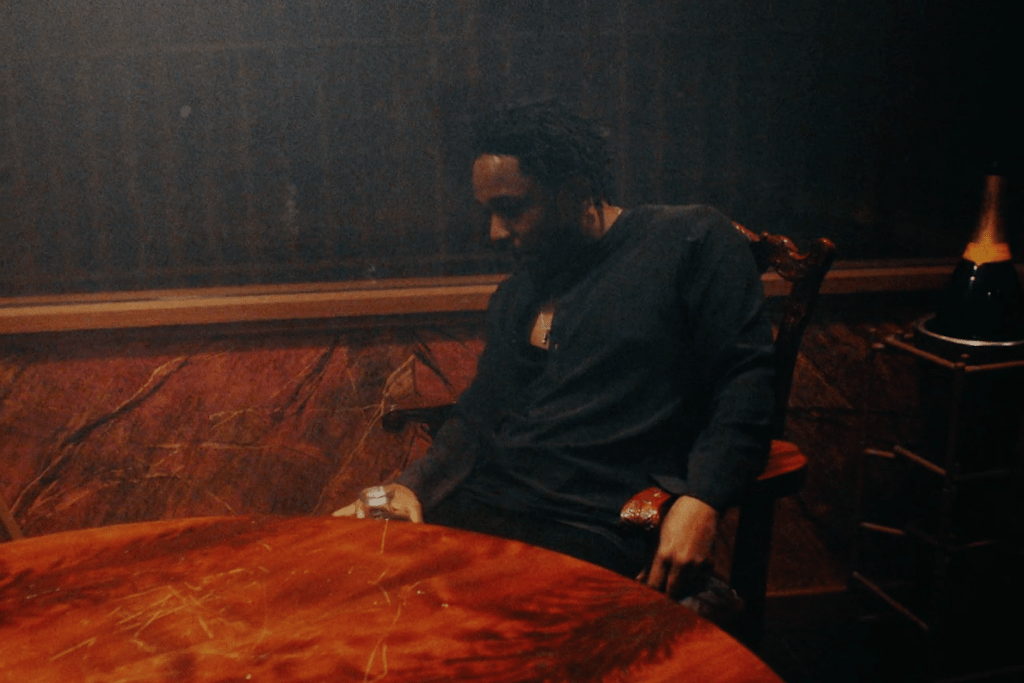 "Kendrick Lamar Unveils ""God Is Gangsta"" Video"