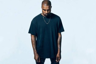 Leave Kanye West Alone, He's Finishing His Album & New Collection