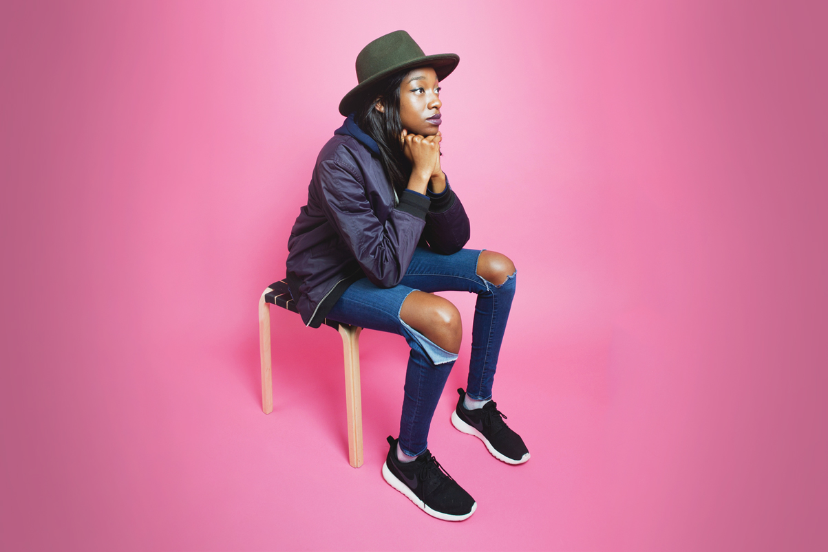 """Little Simz & BadBadNotGood Link up for New Song """"Our Conversations"""""""