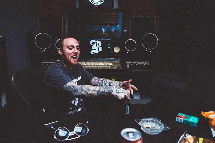 """Mac Miller Shares Song """"Special"""" to Him, """"Smile"""""""