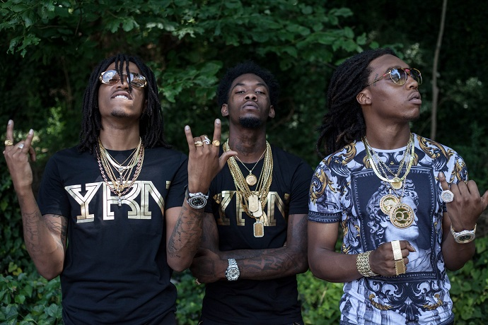 Migos Announce 'Dab Tour' & New Project