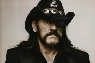 Motorhead's Lemmy Kilmister Has Passed Away