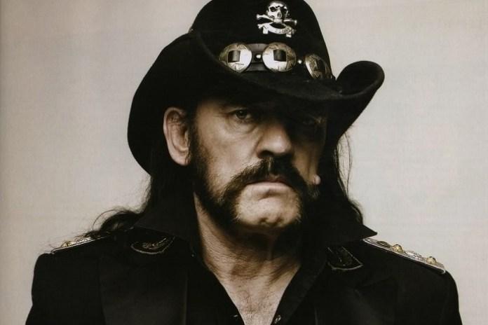 Motorhead's Lemmy Kilmister Has Passed Away