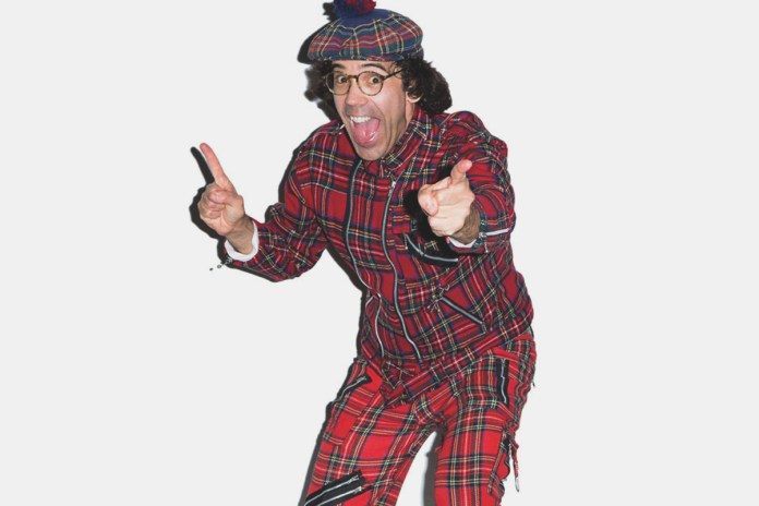 Nardwuar is Hospitalized From a Stroke