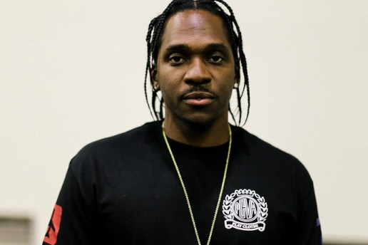 """Pusha T Raps Alongside Sinning Nuns at a Carnival for """"Crutches, Crosses, Caskets"""" Video"""