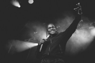 Pusha T Releases Artwork for 'Darkest Before Dawn'