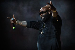 "Rick Ross Mentions Drake & Meek Mill Beef on ""Color Money"""