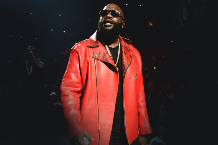 Rick Ross Explains Why He is a Global Sex Icon