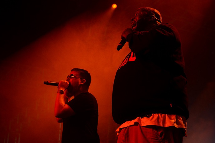Run The Jewels Steal the Show on 'Kimmel'