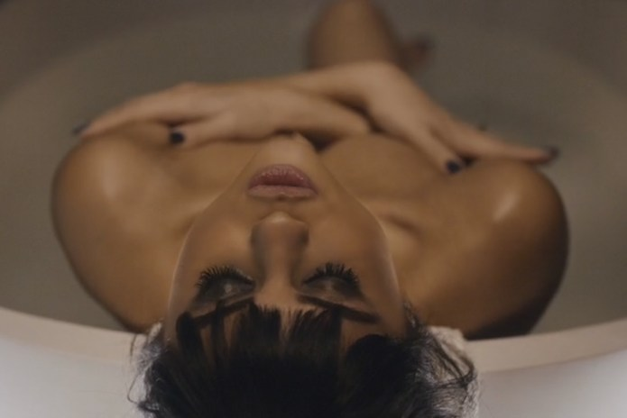 """Selena Gomez Strips Down For Her """"Hands To Myself"""" Video"""