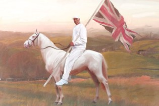 Skepta, Stormzy and Other Grime MCs Are Painted as British Noblemen