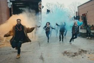 "Skrillex Sends a Message With Video for New ""Stranger"" Remix"