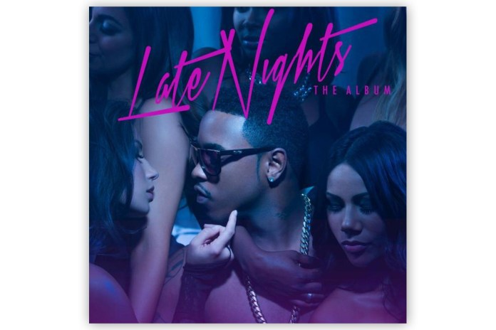 Stream Jeremih's First Album in 3 Years, 'Late Nights'