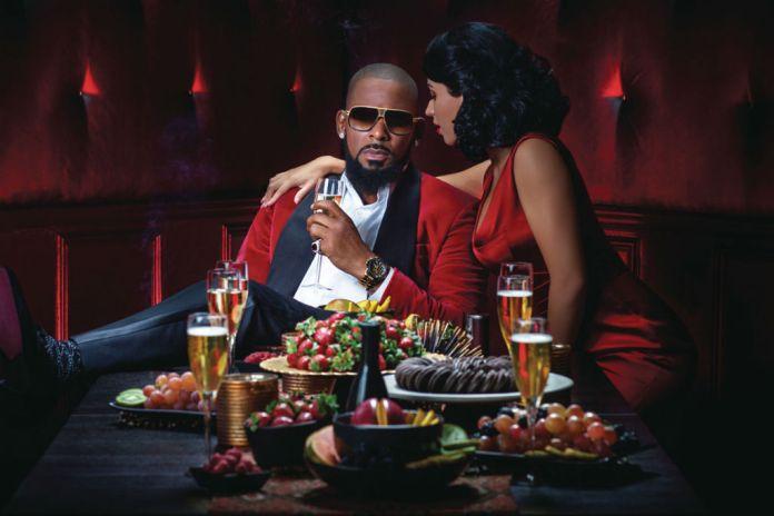 Stream R. Kelly's New Album 'The Buffet'