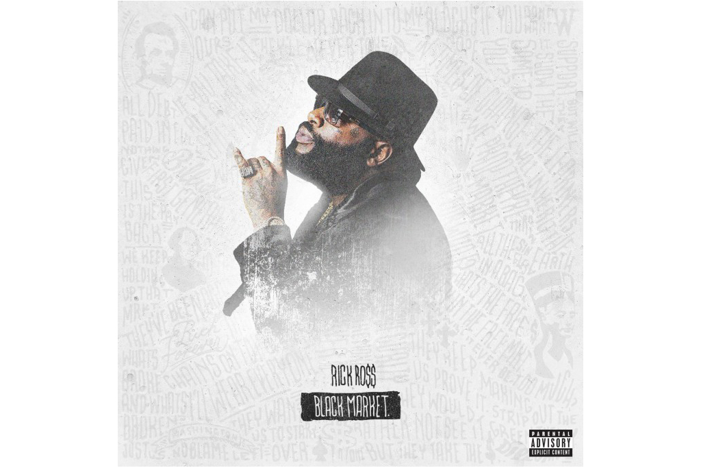Stream Rick Ross' New Album 'Black Market'