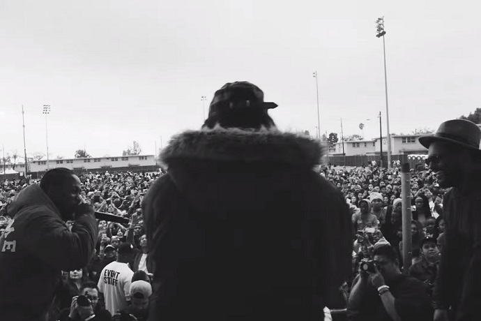 TDE Recap Their Second Annual Holiday Concert & Giveaway