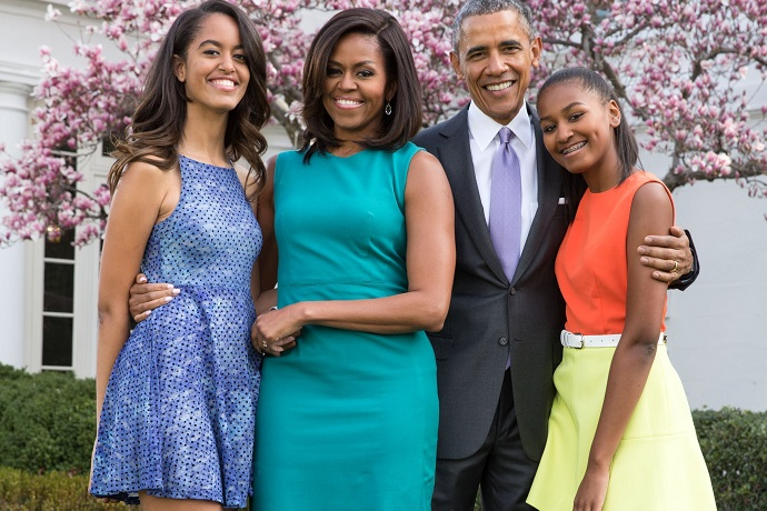 The Obama Family Shares Christmas Playlist