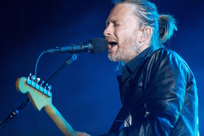 Thom Yorke Pens Letter to Father Christmas