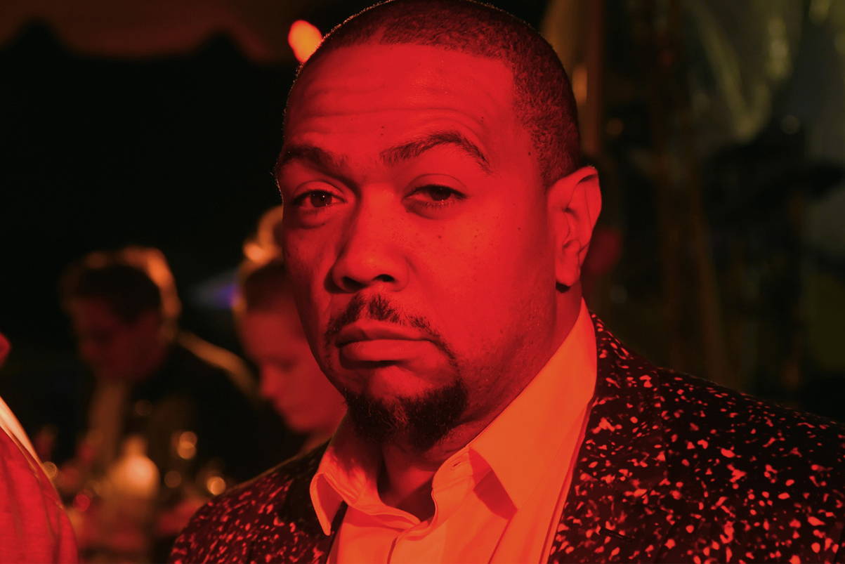 """Timbaland Shares New Song """"The Force (Turn Up)"""""""