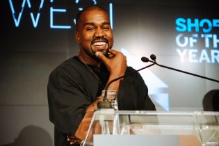 Watch Kanye West's Entire 'Shoe of the Year' Acceptance Speech