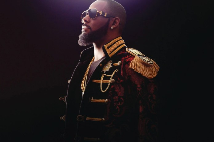 Watch R. Kelly Walk Out Of An Interview