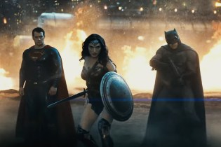 Batman Gets Saved by Wonder Woman in New 'Dawn of Justice' Trailer