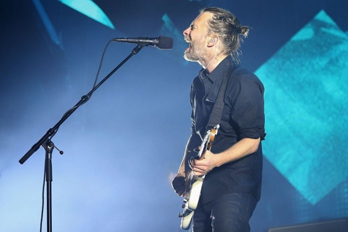 "Watch Thom Yorke & Flea Perform ""Atoms for Peace"""