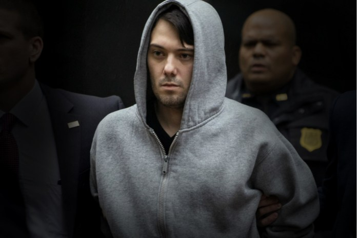 Wu-Tang Clan Album Owner Martin Shkreli Gets Arrested