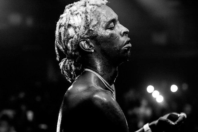Young Thug Has 10 Projects Ready for Release