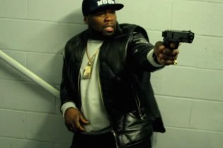 """50 Cent Releases Short Film For """"I'm The Man"""""""