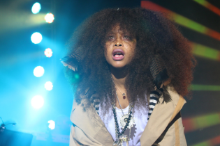 "Erykah Badu Remixes Kanye West, Shares ""Trill Friends"" (Real Friends Remix)"
